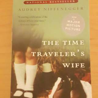 Time Travelers Wife by Audrey Niffenegger