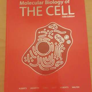Molecular Biology Of The Cell (5th Edition)