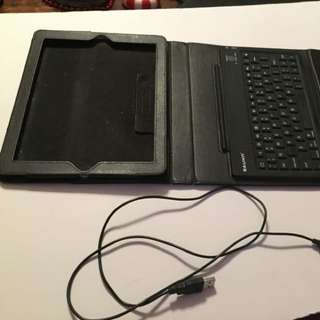 Bauhn Bluetooth Wireless iPad Keyboard and Case