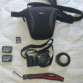 Sony Nex-3n With Free Bundles