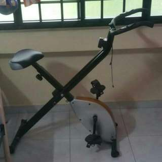 Indoor Exercise Bicycle