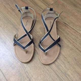 Miss Shop Summer Shoes Size 8