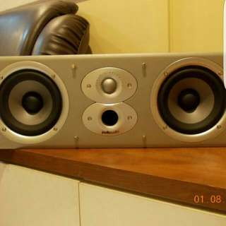 Polk Audio Csi3 Centre Speaker New Condition. Comes With Original Box