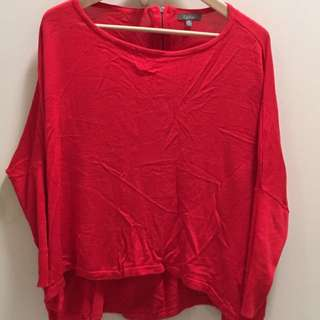 Knitted Top Size M