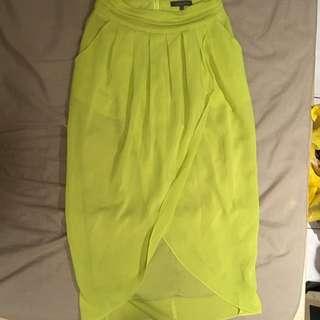 Sheike Long Skirt Size S