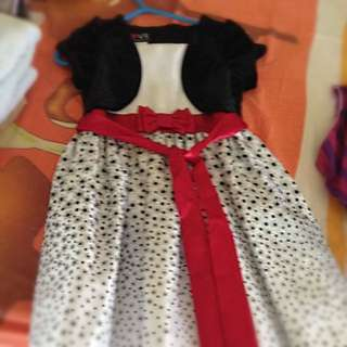 Dress For Girl 5-6 Yrs Old