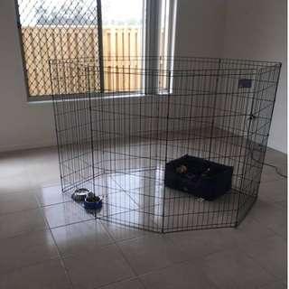 Puppy Enlosure