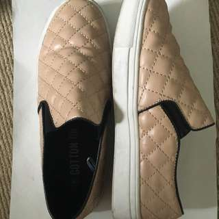 Quilted Shoes FREE With Any Purchase