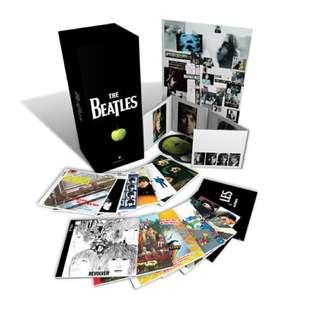 The Beatles: Stereo Box Set (17 Discs)