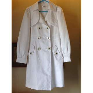 Reserved! Trench Coat