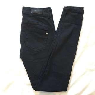Bershka Black Jeans