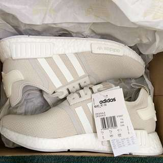 Adidas NMD Cream Size 9