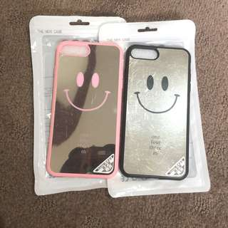 Iphone 7+ Cover with FREE glass Screen Protector