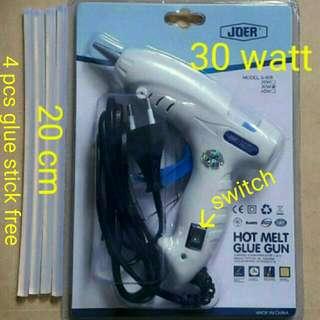 Hot Melt Glue Gun 30 Watt ( 5 Days Warranty)