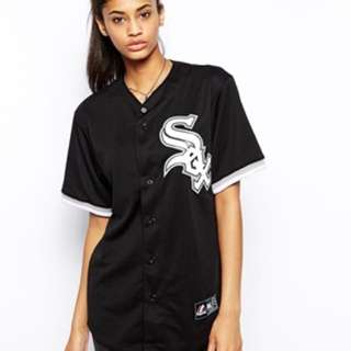 Majestic Chicago Sox Baseball Jersey