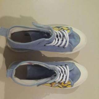 H&M Minion Kids shoe