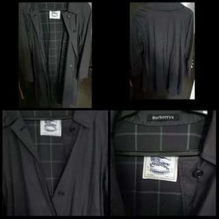 Burberry Jacket (Navy Blue)