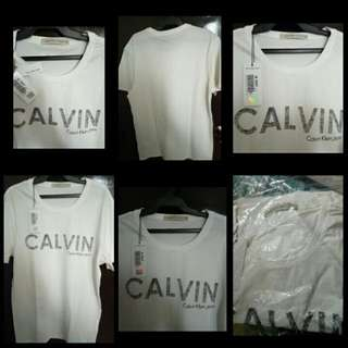 Brand New Calvin Klein White Shirt
