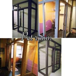 Cat Playroom/ Pet Playroom