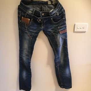 Ladies Designer Jeans 8-10
