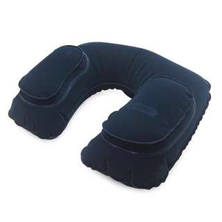 Travel Inflatable U Shape Pillow