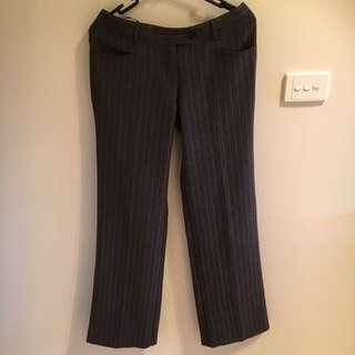 4x Dress Pants Size 8/10