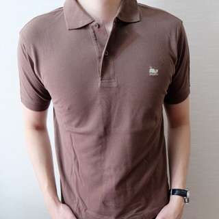 Baleno Polo Shirt Brown