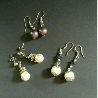 SET 10 - Dangling Pearls