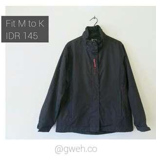 Hammer Black Jacket