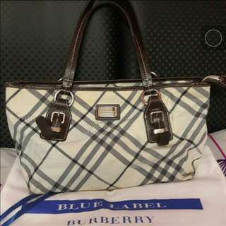 💯 REDUCED! Authentic Burberry Blue Label