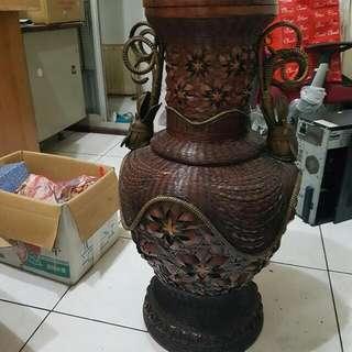 泰國大型編織籃