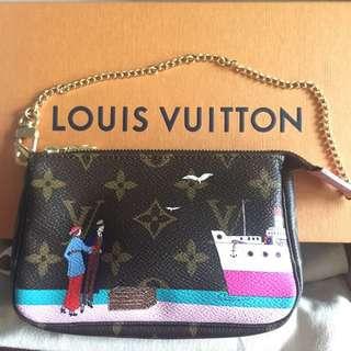 Louis Vuitton Mini Pochette Transatlantic