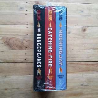 Hunger Games Boxed Set By Suzanne Collins