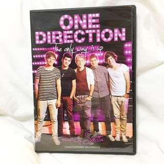 One Direction The Only Way Is Up Biography