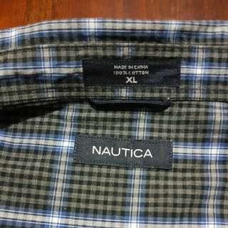 Mens Shirt Nautica