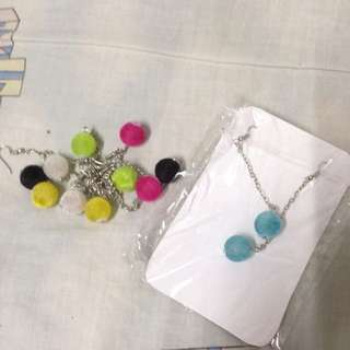 anting bulat cantik