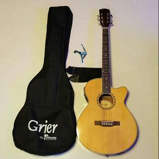 Guitar (Grier By Prillante) - Reserved