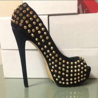 Windsor Smith Size 5.5 Stud Heels