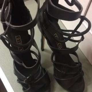 Siren Shoes Size 5.5 Real Leather