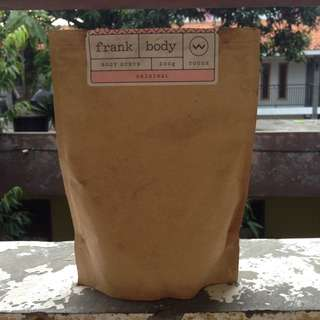 Frank Body Scrub Original 200 g