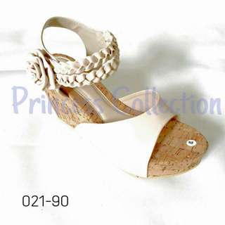 Princess Colection Wedges