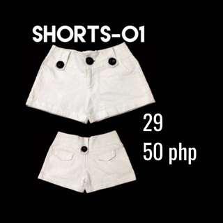 SHORTS-01 #1212sale