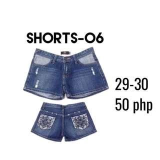 SHORTS-06 #1212sale