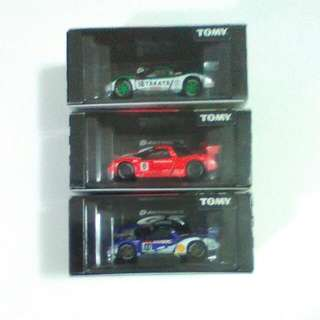 Autobacs GT 2004 Tomy Limited Cars