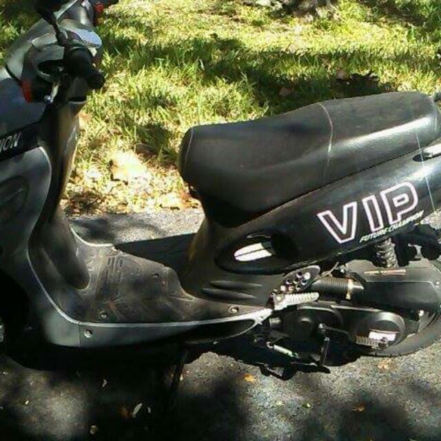 2014 VIP scooter 49cc