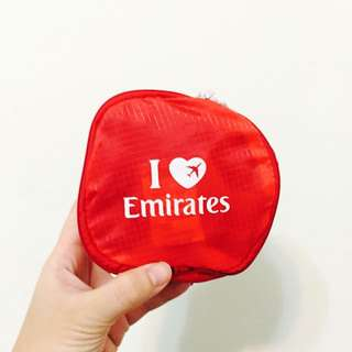 Emirates阿酋聯航空購物袋