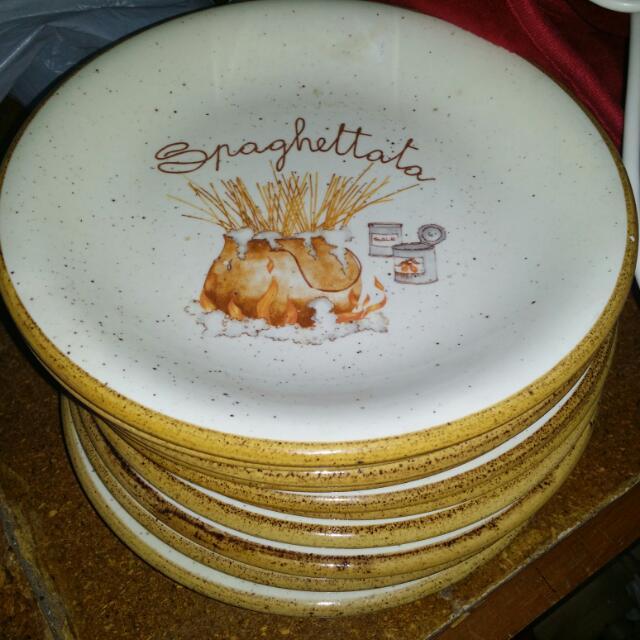 20 Dinner plates