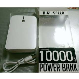🚚 POWER BANK 10000mah 行動電源 HIGH SPEED