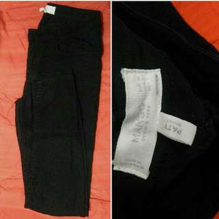 *RESERVED* Mango Pants - Black