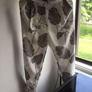 Bardot Floral Pants